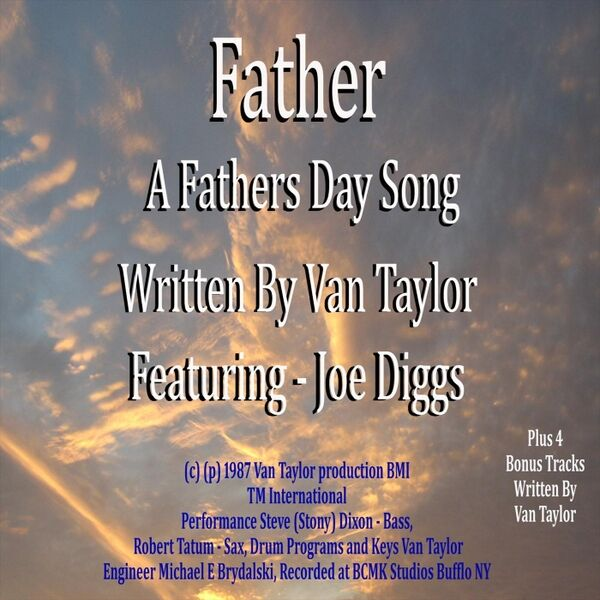 Cover art for Father: A Fathers Day Song